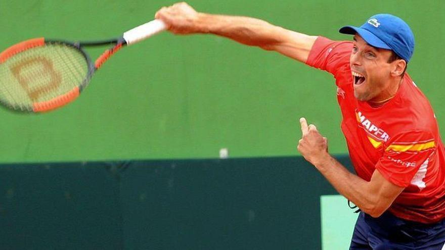Bautista, elegido para defender a España en los individuales de Copa Davis ante Gran Bretaña