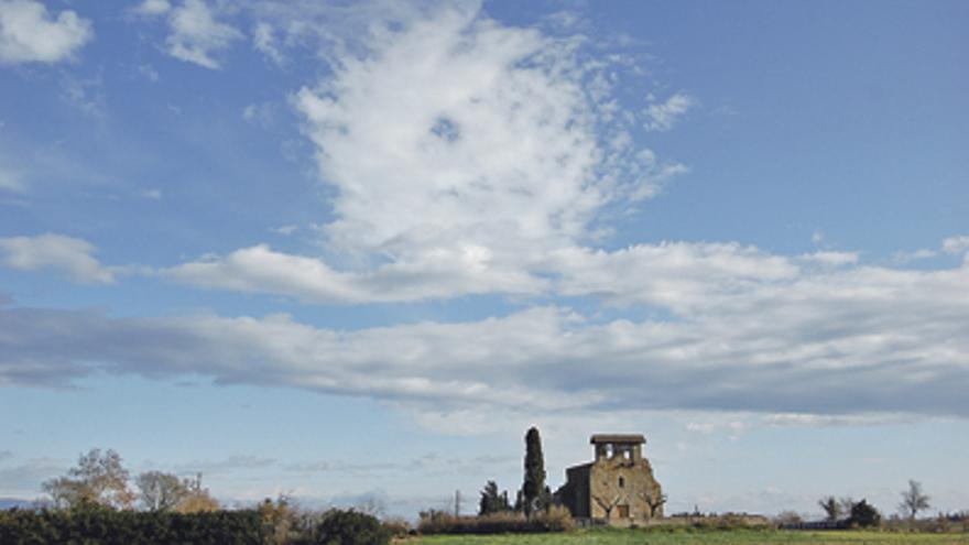 El Baix Fluvià, un racó de món carregat d'història