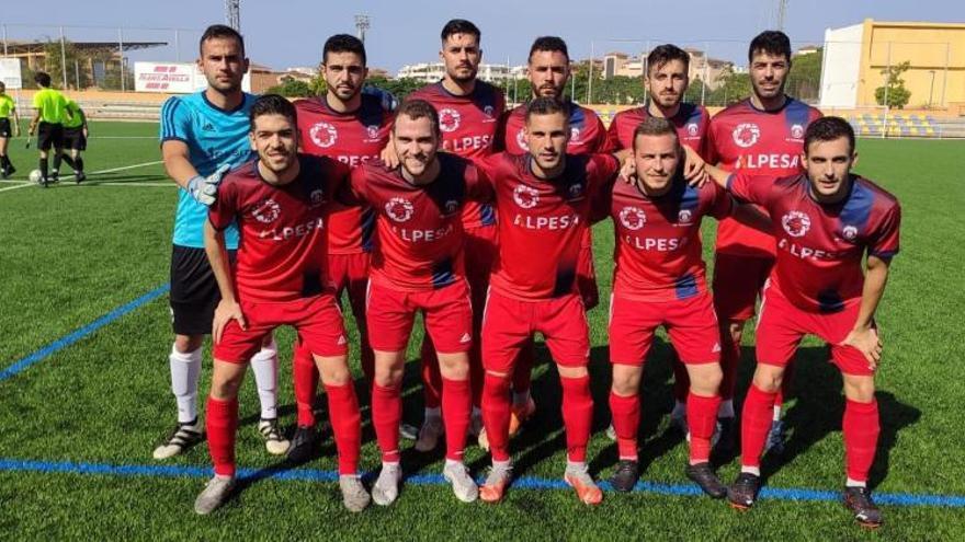 La UE Tavernes se medirá al Rayo Llíria CF en semifinales de la fase de ascenso a 3ª división