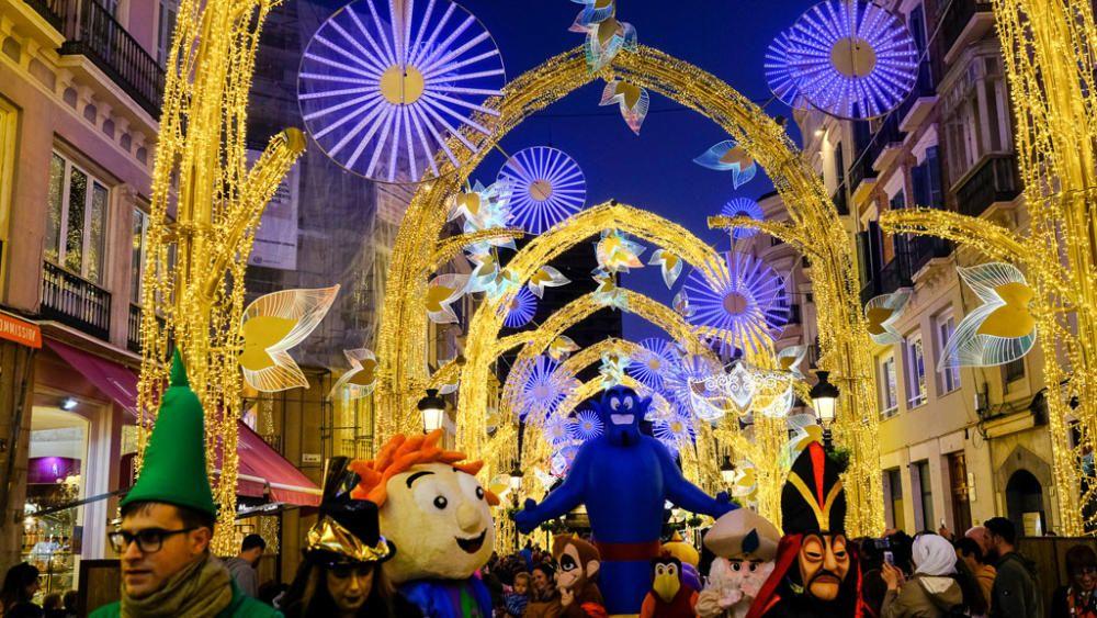 El Carnaval de Málaga se traslada a la calle