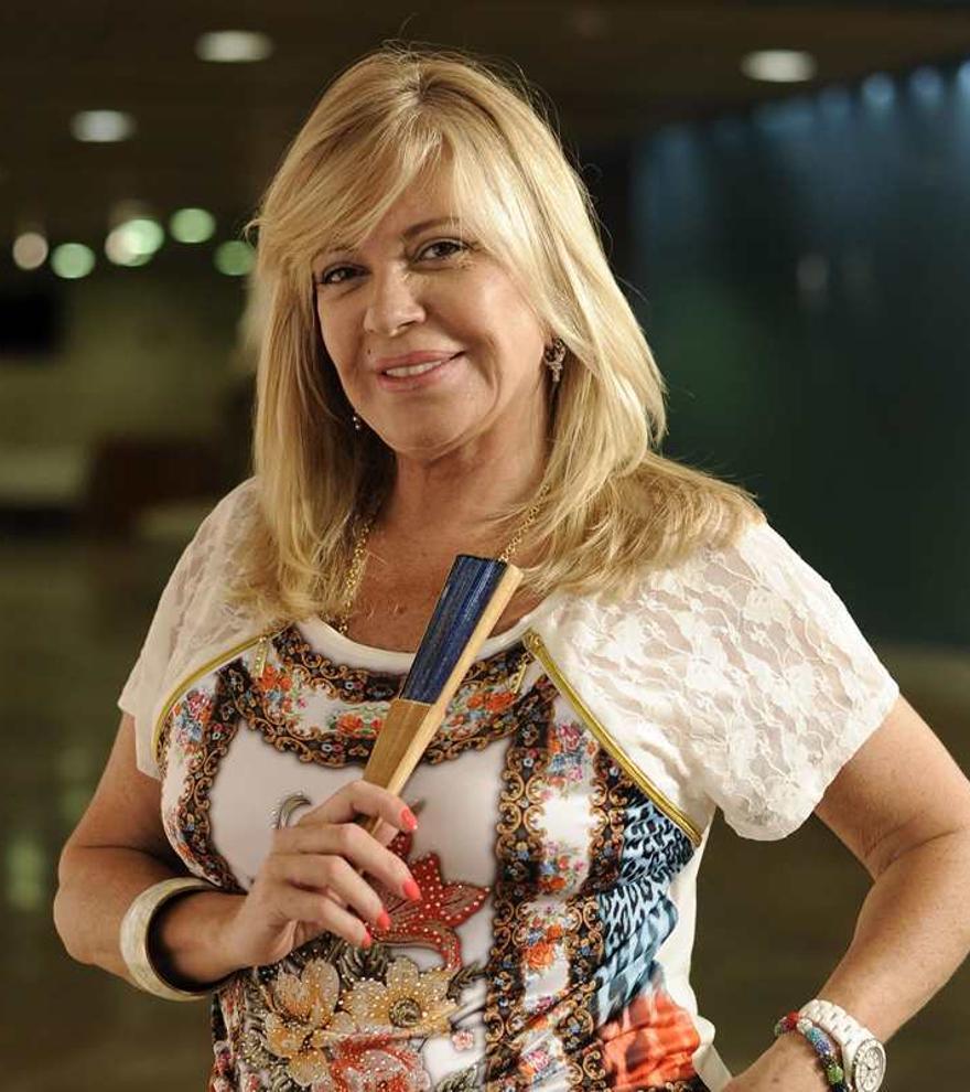 Bárbara Rey, hospitalizada por Covid-19 en situación estable en Marbella