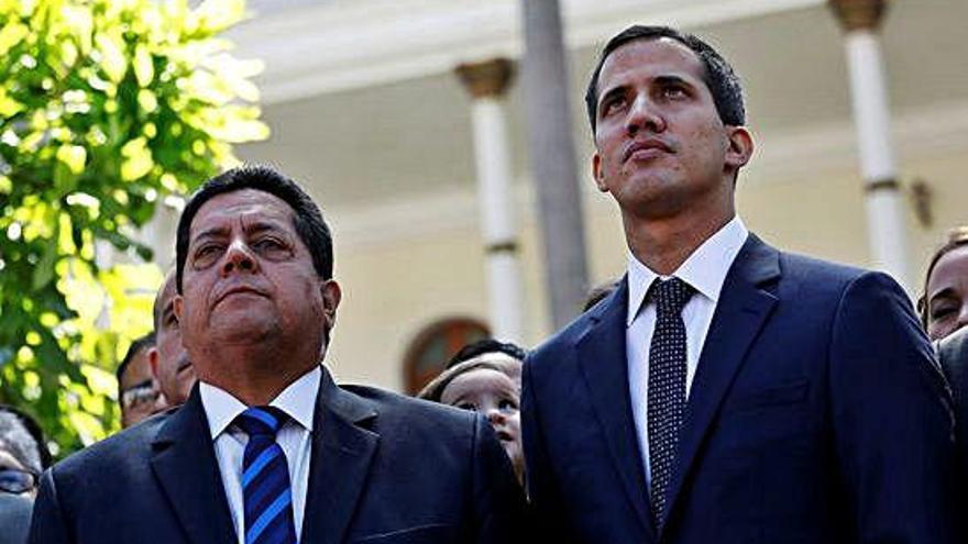 EEUU amenaza a Maduro tras la detención del vicepresidente de la Asamblea Nacional