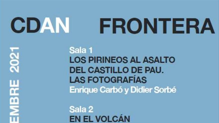 Exposiciones CDAN - Festival Periferias - Frontera
