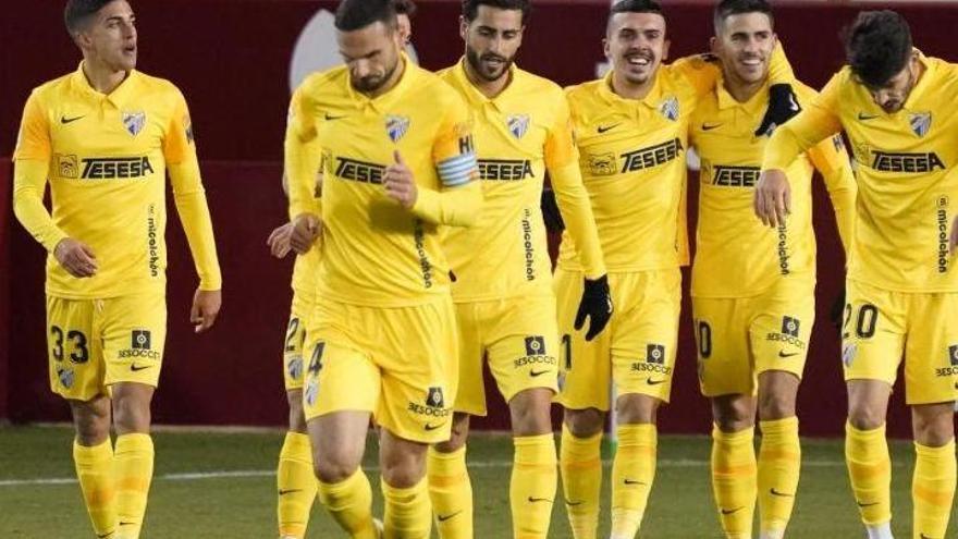 Las decisiones arbitrales lastran los objetivos del Málaga CF