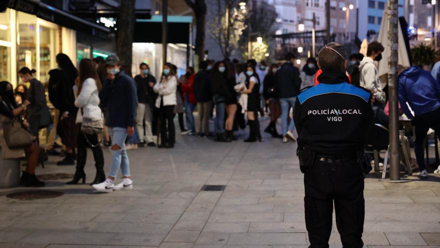 Galicia ya supera el pico de la cuarta ola con más de 400 contagios en un día