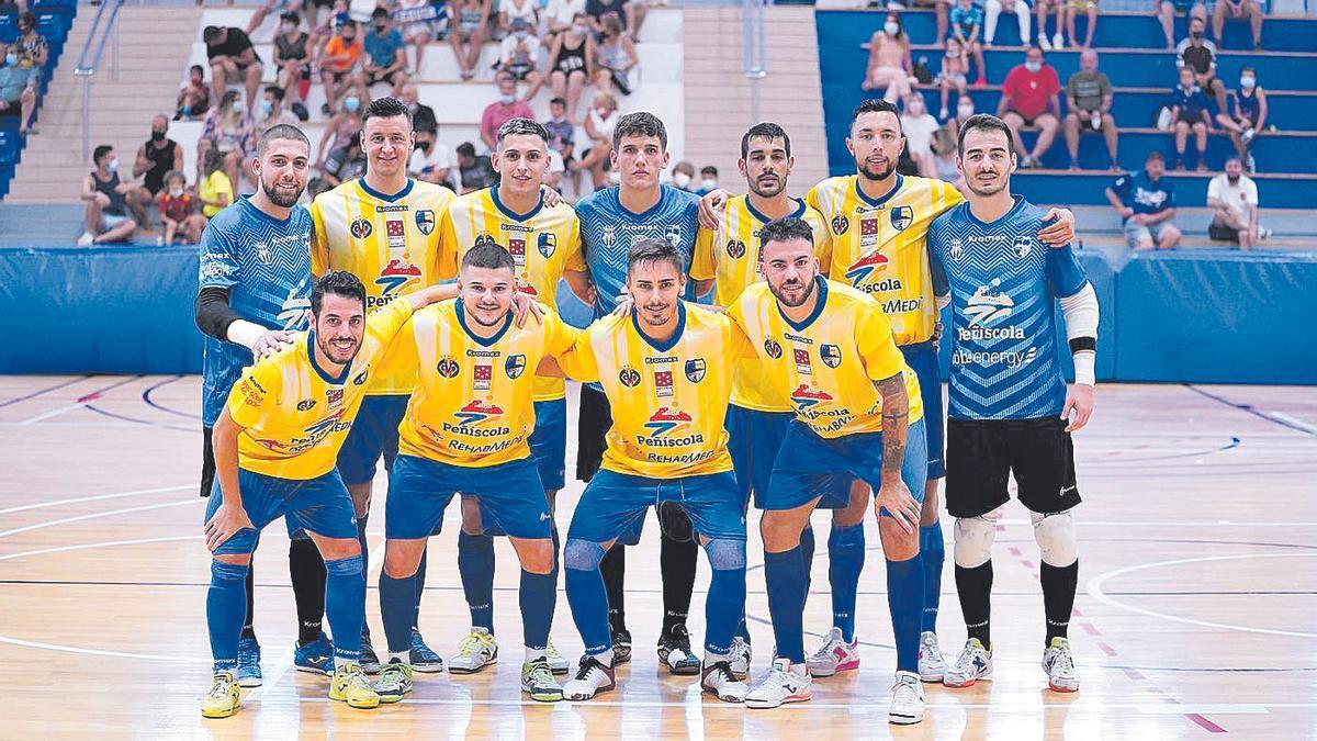 El Peñíscola se ilusiona con 'reconquistar' Primera División