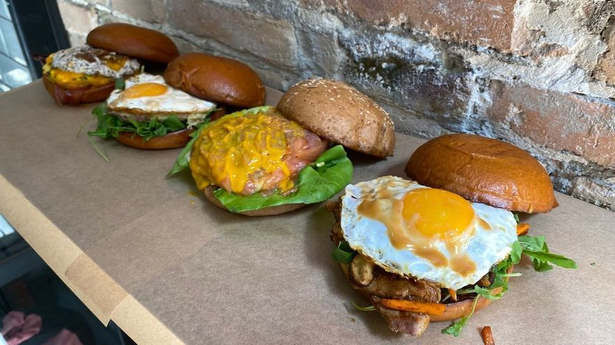 ¿Qué hacer con un huevo y un pan? 4 ideas de bocadillos sensacionales