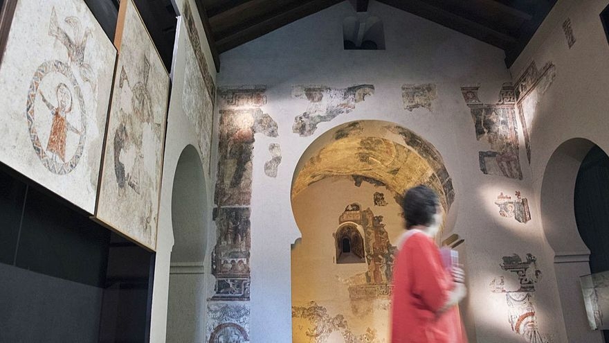 Moltes portes obertes per descobrir el ric  patrimoni cultural de la Catalunya Central