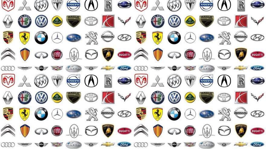 ¿Cuántas marcas de coche existen en el mundo? ¿Las conoces todas?