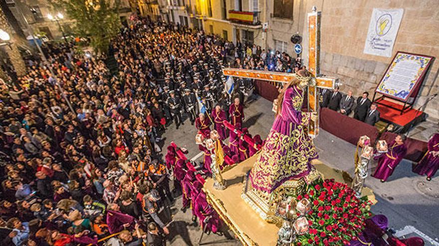 Procesiones de la Semana Santa de Orihuela