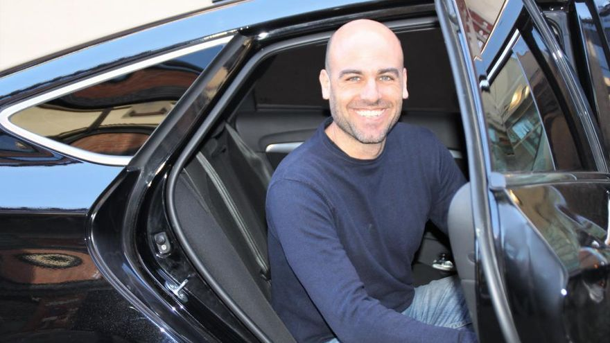 """Mariano Silveyra: """"La demanda de Cabify a València dóna per a tindre cinc vegades més cotxes"""""""