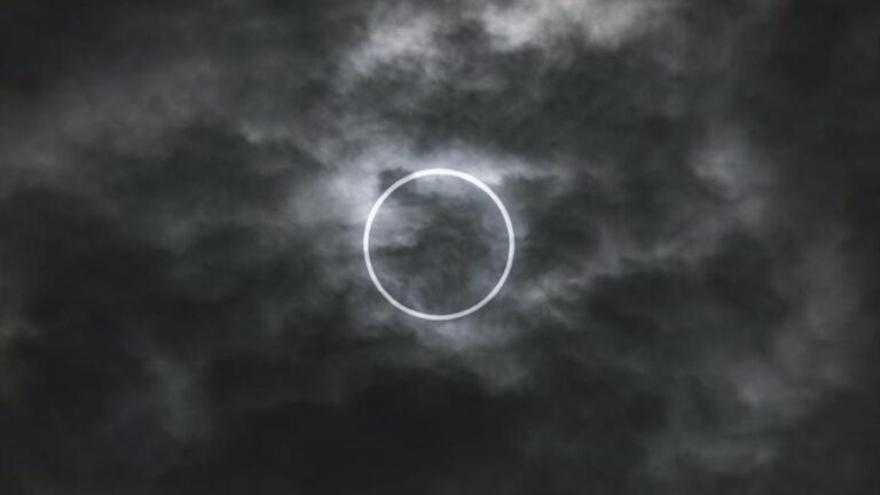 Galicia y Canarias, los dos extremos del eclipse solar del 10 de junio