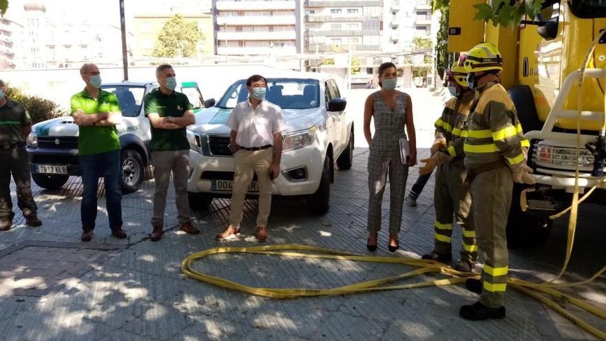 Más de 400 efectivos de la Junta lucharán este verano en Zamora contra los incendios