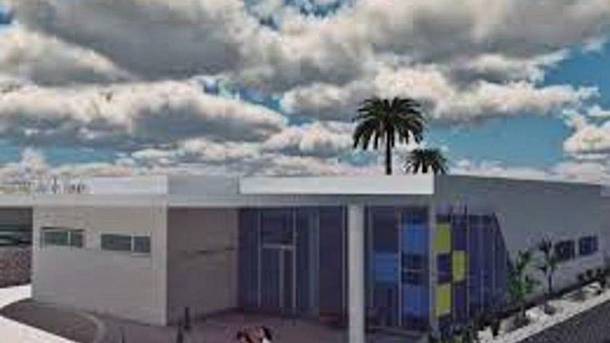 NC propone construir un nuevo consultorio en Arrecife para atender a 15.000 residentes