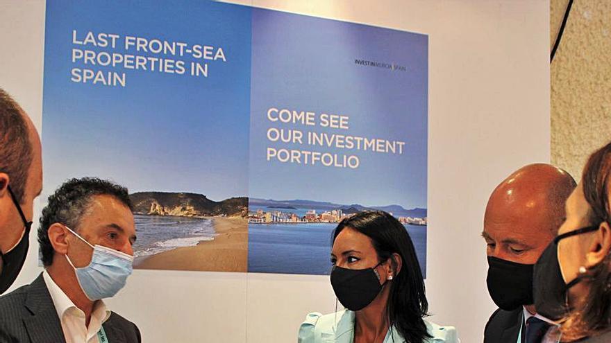 Encuentro con inversores en Cannes
