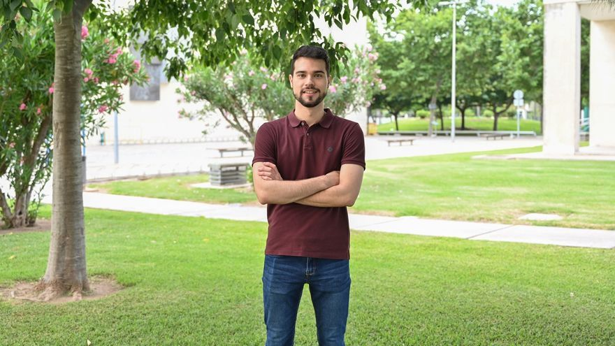 Un estudiante de Dénia, tercer mejor expediente de España en Ingeniería Aeroespacial