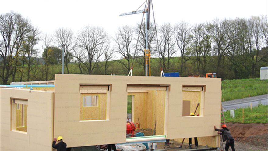 ¿Qué se necesita para instalar una casa prefabricada?