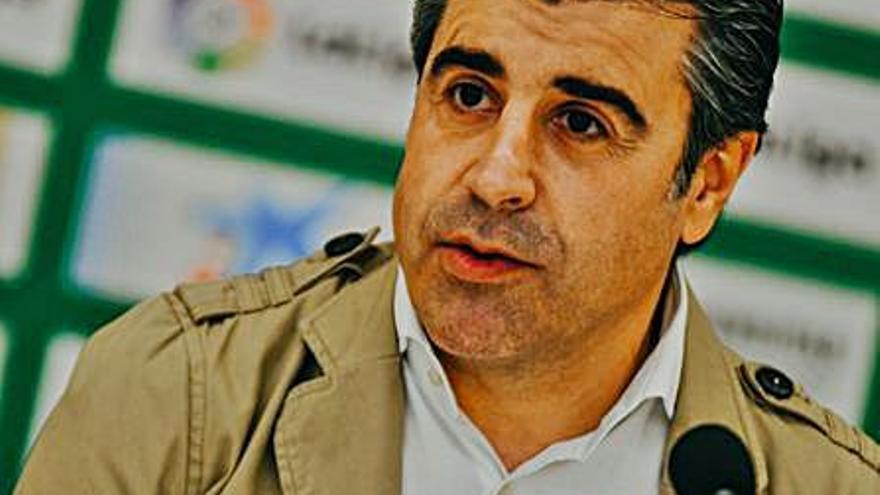 Nico Rodríguez: «Hay que confiar en esta plantilla porque está capacitada para lograr el objetivo»