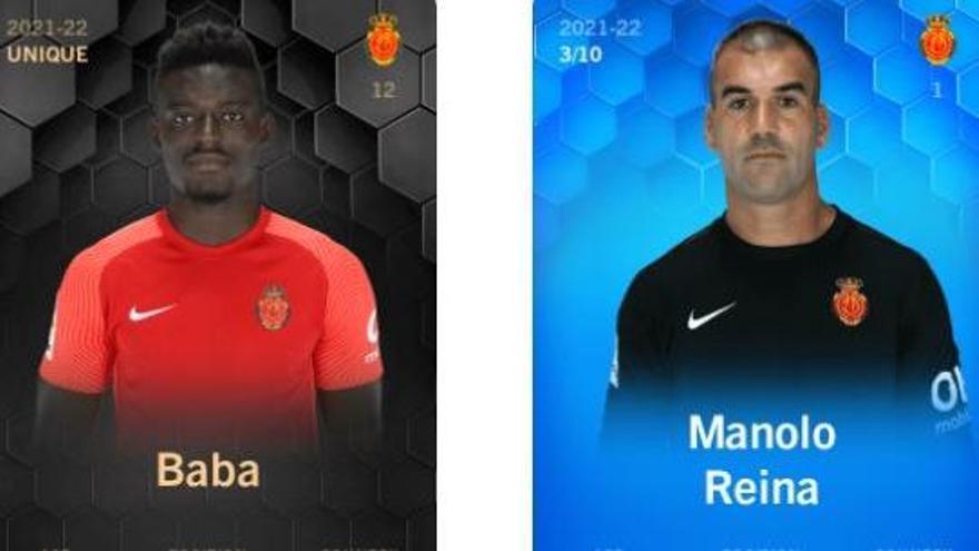 El Real Mallorca entra en el mundo NFT
