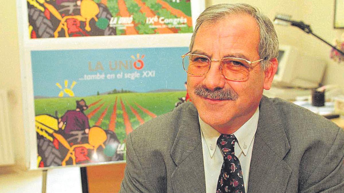 Muere Miquel Vilalta, motor de la modernización agraria