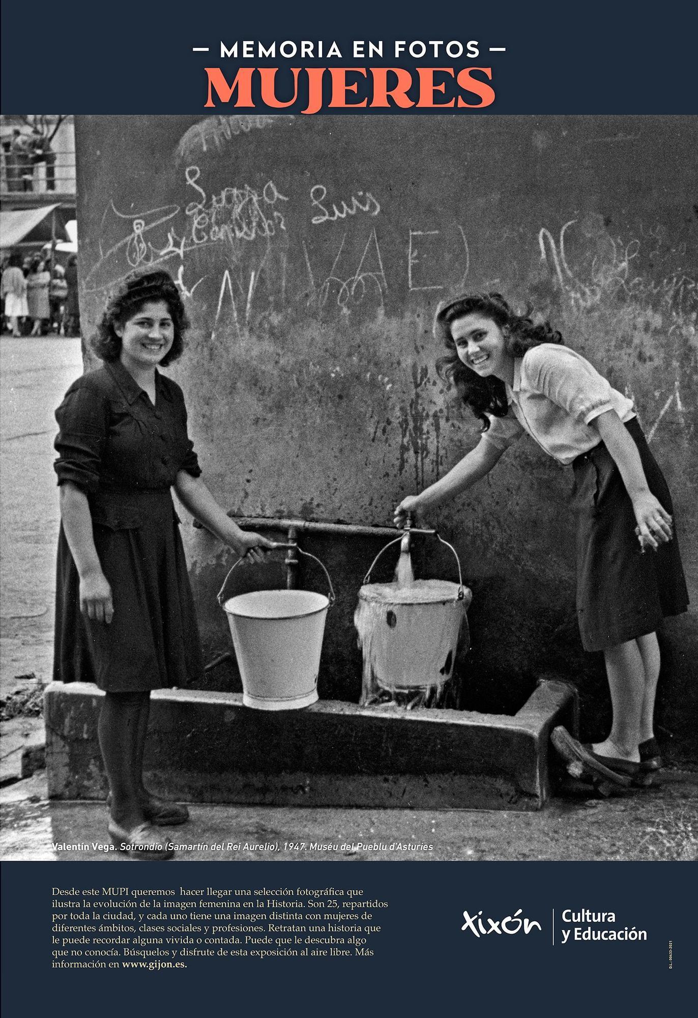 Memoria en fotos: Mujeres