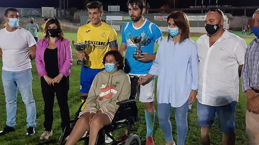 Merchi Álvarez consigue los 80.000 euros que necesita para viajar a Corea y tratar su AME