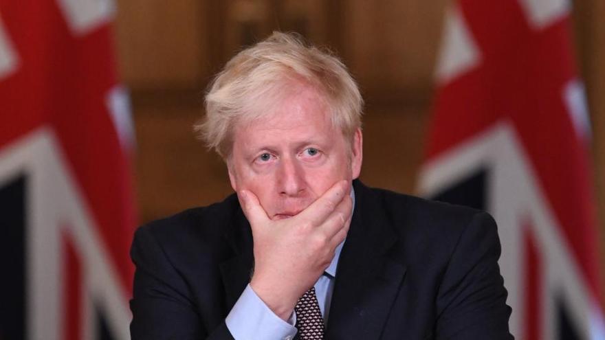 Londres defiende su poder para violar el pacto de salida