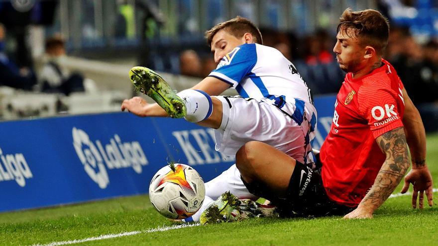 Luis García: «El empate era  lo justo, nos ha faltado más maldad en ataque»