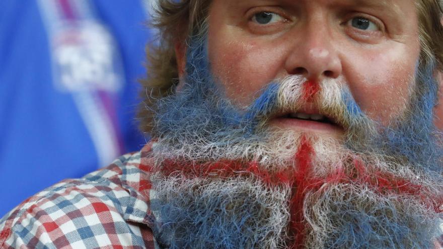 Inglaterra vs Islandia Eurocopa 2016: Islandia deja en ridículo a Inglaterra y prolonga su hazaña