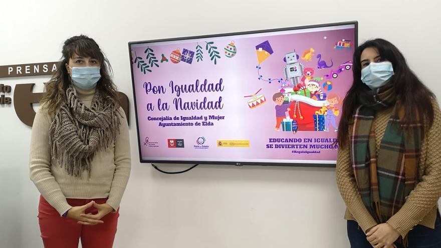 El Ayuntamiento de Elda ayuda a elegir juguetes respetuosos con la igualdad de género