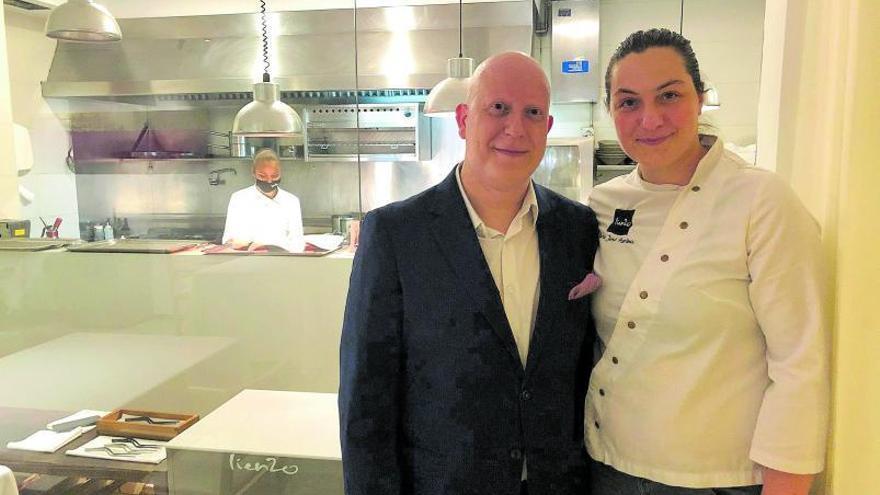 Lienzo: Creatividad y buen comer van de la mano