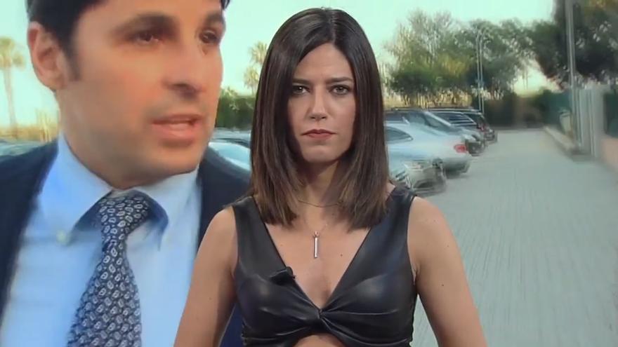 El desafortunado comentario de Nuria Marín, la presentadora de Socialité, que ha incendiado las redes