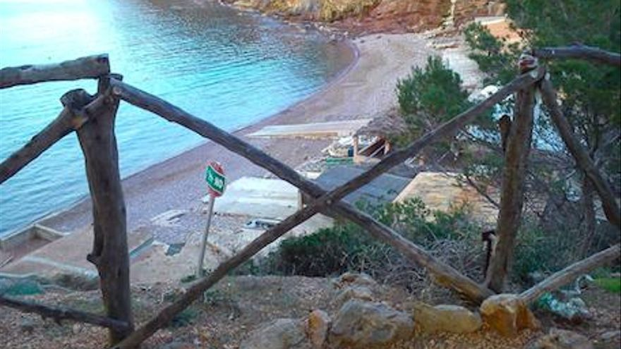 Steinschlag verletzt Badegast in Bucht auf Mallorca