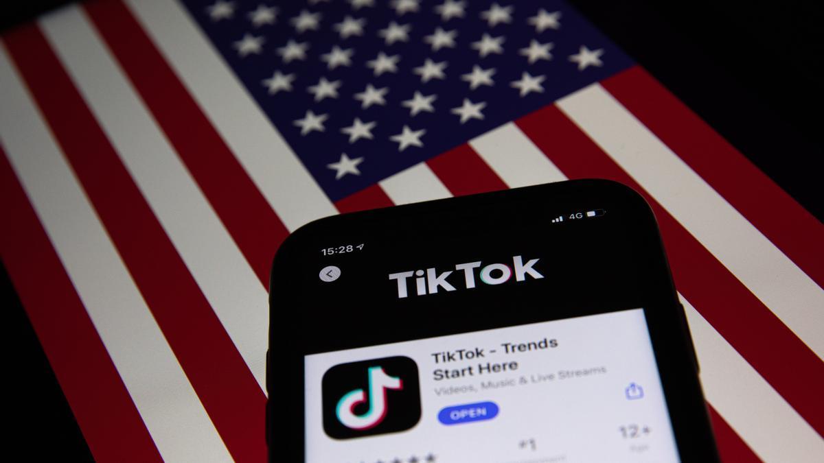 EE.UU. tramita una ley para prohibir TikTok en los teléfonos del Gobierno