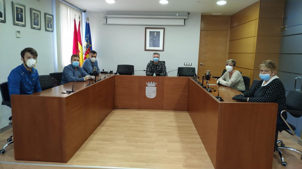 El Ayuntamiento desarrollará acciones para impulsar la economía local.