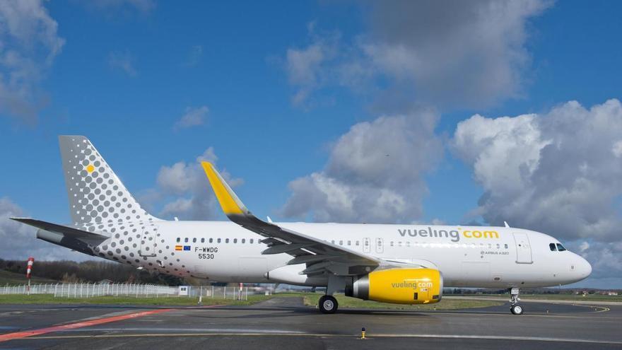 Vueling pone a la venta billetes para once rutas desde València