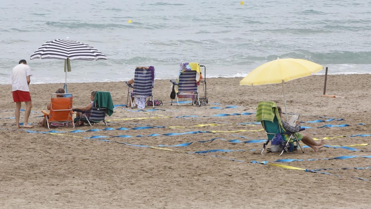 Las playas se preparan para evitar contagios en la temporada estival