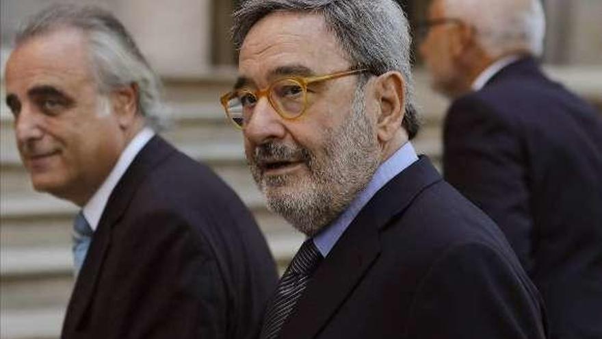 Narcís Serra defiende los salarios de la dirección de CatalunyaCaixa ante el juez
