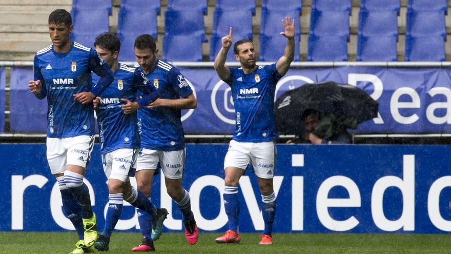 """Rodri, goleador azul ante el Sabadell: """"Entreno como el que más"""""""