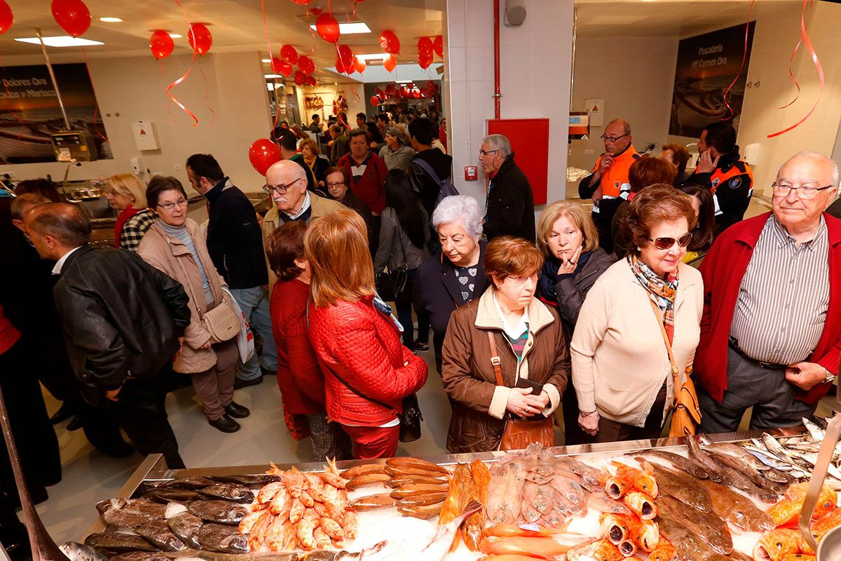 Mercados de Vigo: de las patelas de la Ribera al gastromercado más 'trendy'