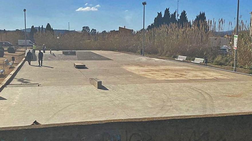 Millora de l'skatepark de Palafrugell