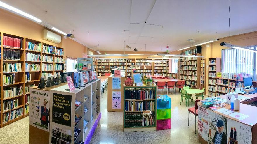 Biblioteca Municipal de la Indioteria