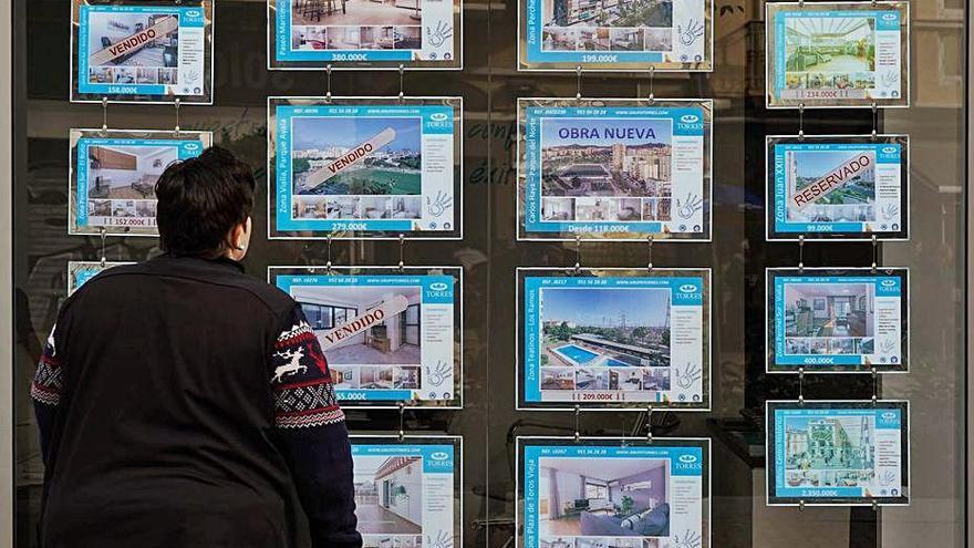 Málaga registra ya rebajas de casi el 10% en los pisos de segunda mano