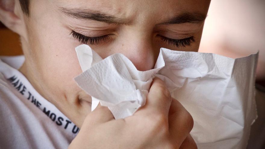 La temporada de alergias se estrena con alerta roja en Pontevedra