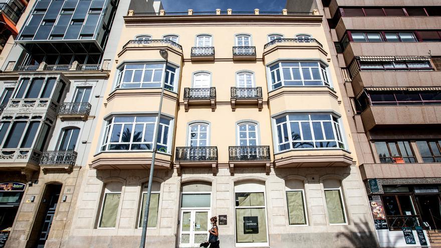 Garrigues cierra el acuerdo para instalarse en la antigua sede de Bankia en la Explanada