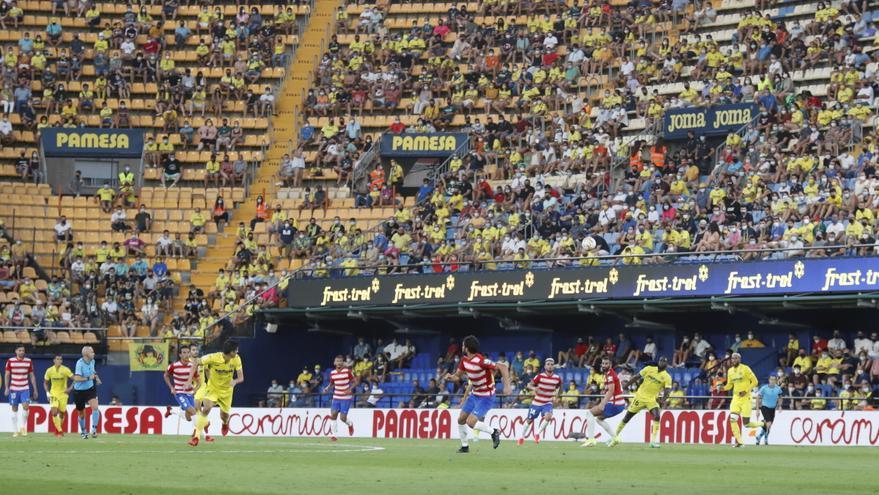 El Sporting de Braga pone a prueba al Villarreal