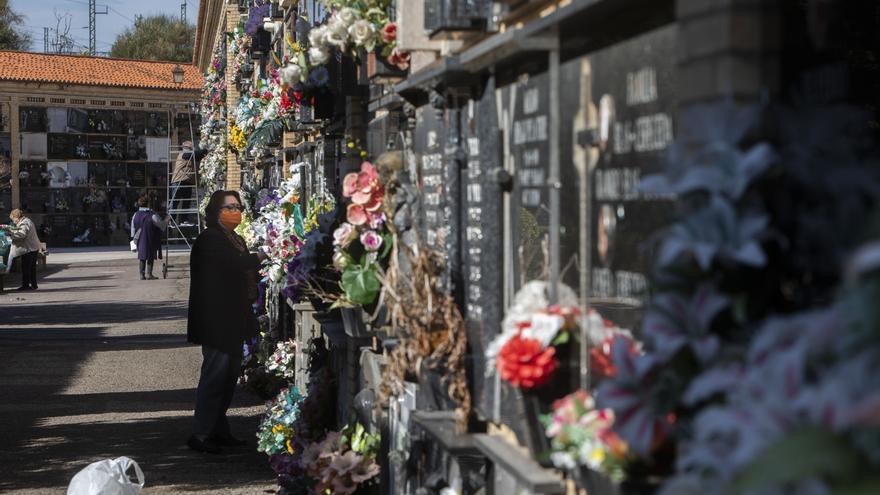 El Cementerio General mantiene el control de aforo para Todos los Santos