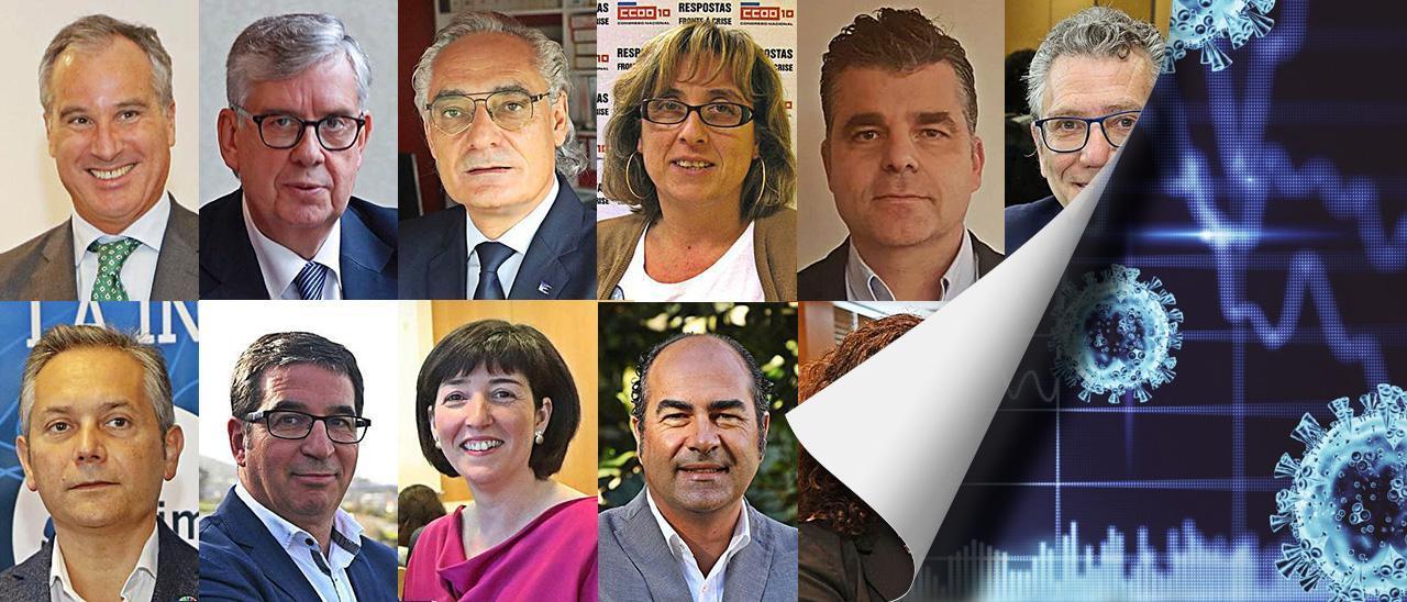 La economía gallega reta al virus de la incertidumbre