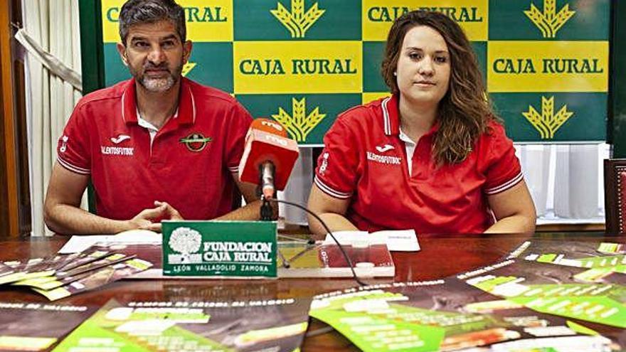 El campus Zamora Promesas regresa en julio a Valorio