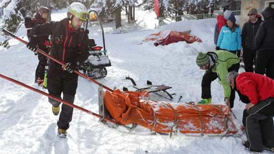 ¿Cómo reconocer el riesgo de alud en la montaña?